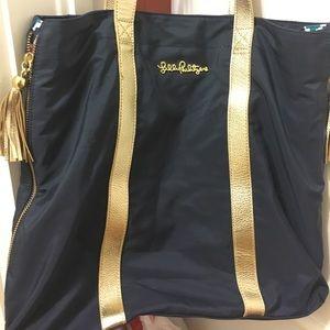 EUC Lilly Pulitzer Tote Bag